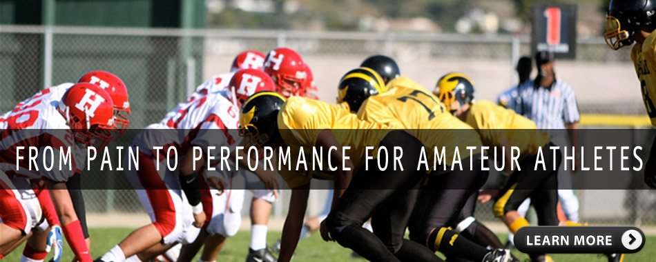 Performance For Amateur, High School & Master Athletes
